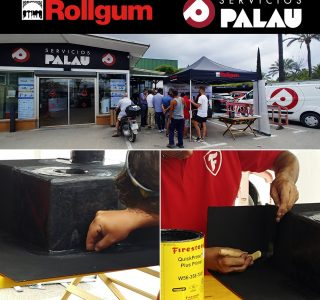 Formación Rollgum 6