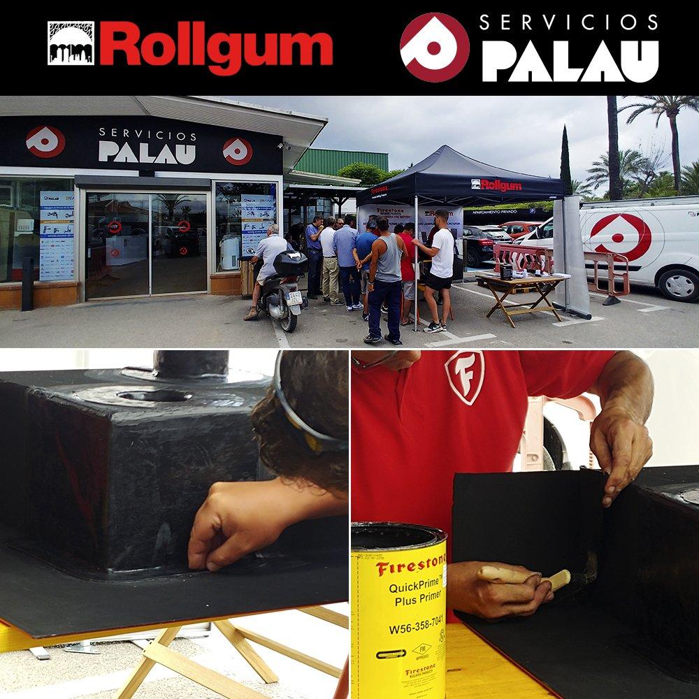 Formación Rollgum 10