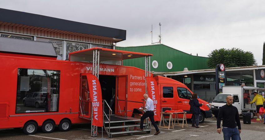Viessmann - Presentación y Food Truck 1