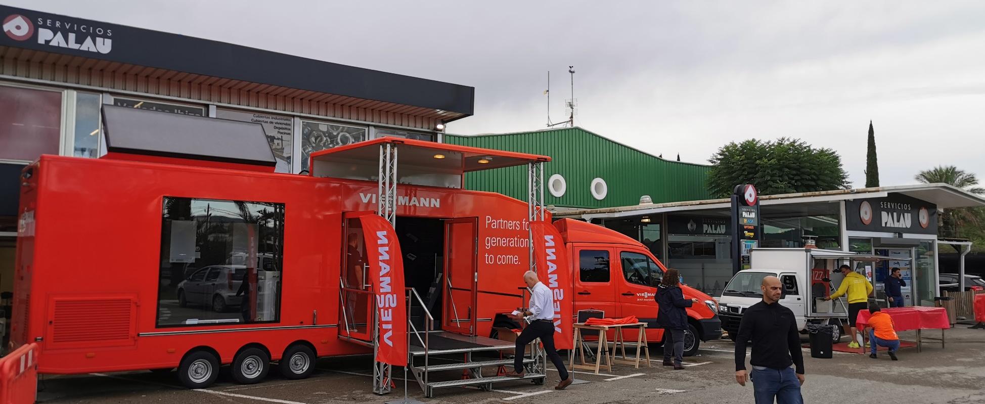 Viessmann - Presentación y Food Truck 4