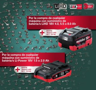 Cartel Oferta Metabo