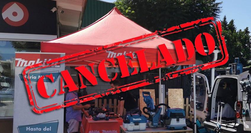 Cancelada Feria Makita - 17 y 18 de Marzo 6