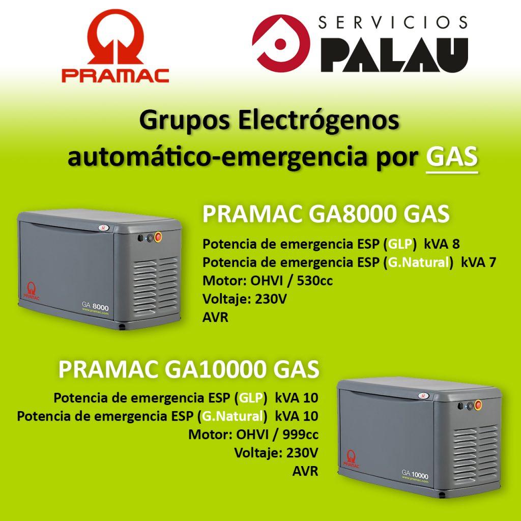 Grupos Electrógenos Automáticos-Emergencia por GAS 2
