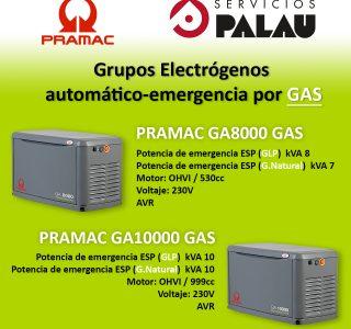 Grupos Electrógenos Automáticos-Emergencia por GAS 5