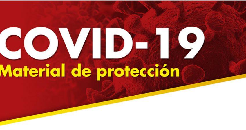 Material de protección COVID-19 1
