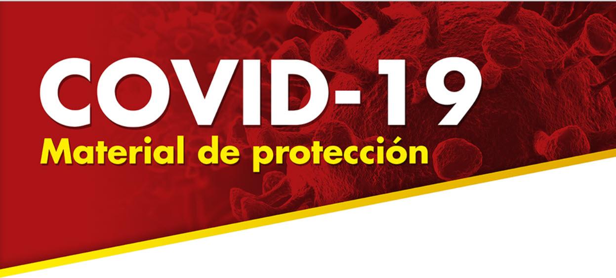 Material de protección COVID-19 3