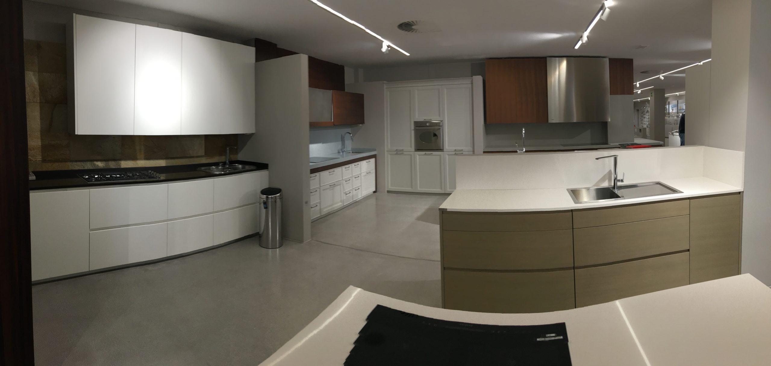 baños y cocinas en Ibiza