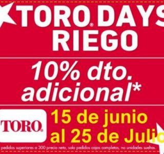 Toro Days 3