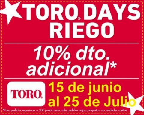 Toro Days 1