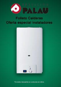 Folleto Calderas