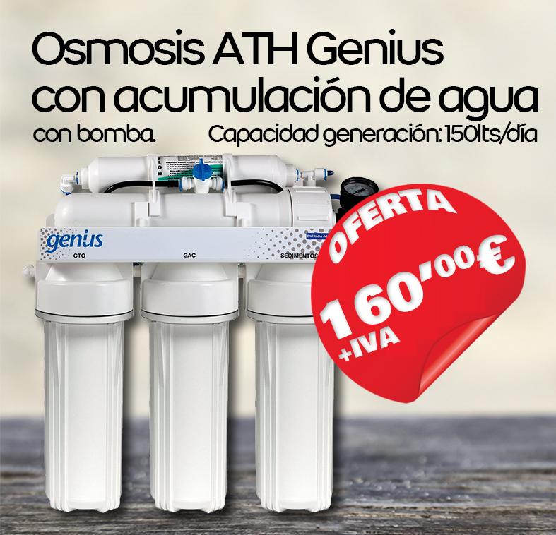 Osmosis - Sistemas de tratamiento de agua. 2