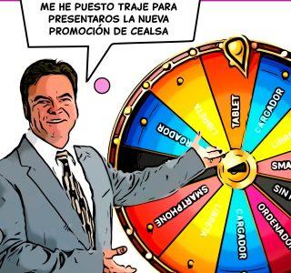 La ruleta de la fortuna 2