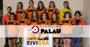 Balonmano - Handbol Club Eivissa Infantil Femenino 8