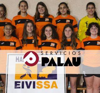 Balonmano - Handbol Club Eivissa Infantil Femenino 1