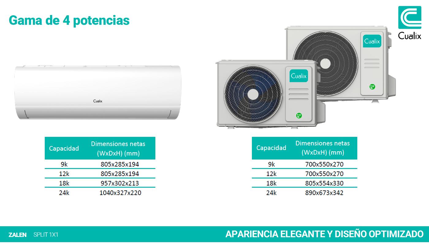 Aires Acondicionados Cualix 6