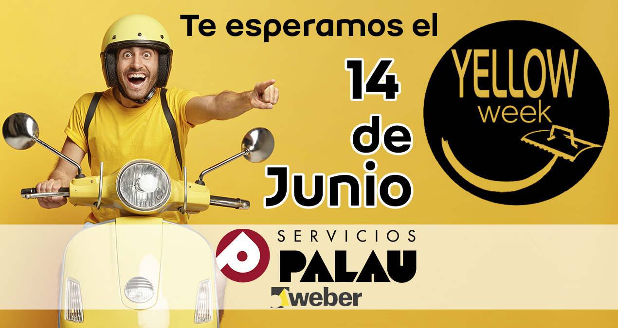Weber Yellow Week