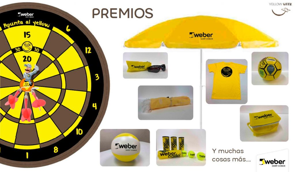 Weber - Yellow WEEK 4