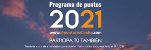Programa de puntos CEALSA 2021 4