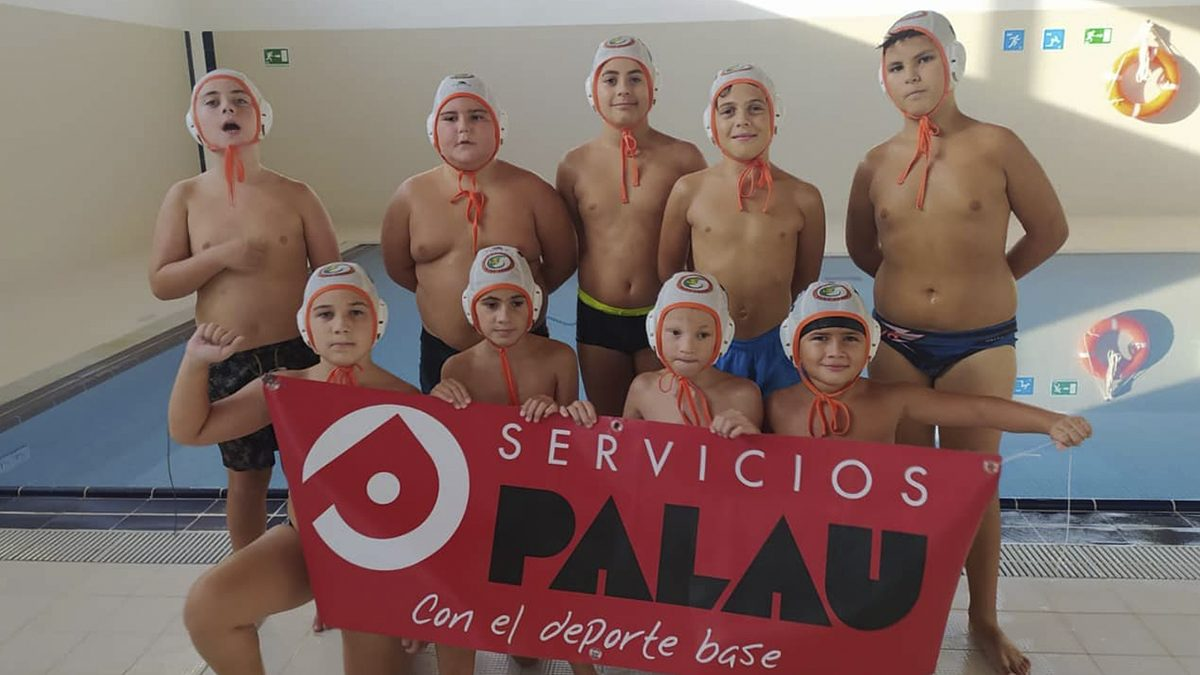 Servicios Palau con el waterpolo 3