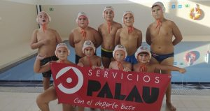 Servicios Palau con el waterpolo 1