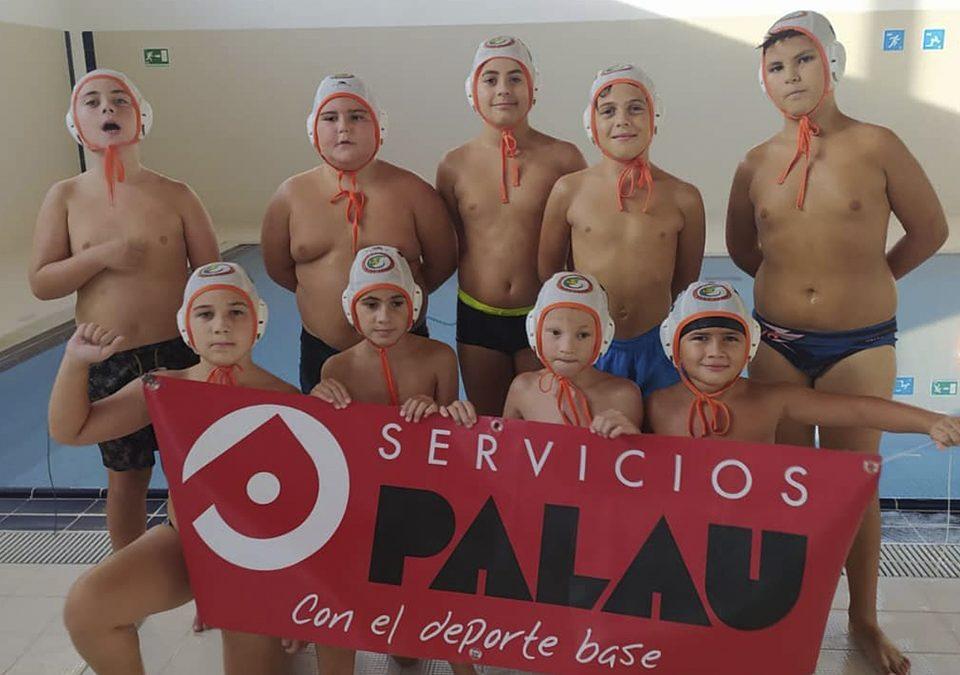 Servicios Palau con el waterpolo 7